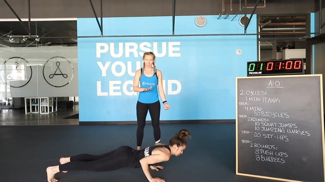 Bodyweight A10 : May 8, 2020