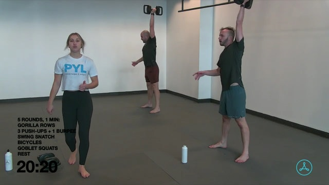 45-Minute Circuit with Coach Sooz (102120)