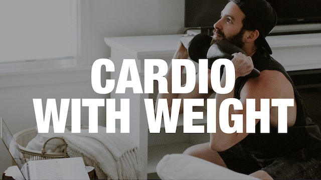 45-Minute Cardio Workout with Weight