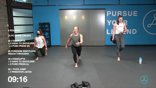30- Minute Circuit with Coach Hali (121420)