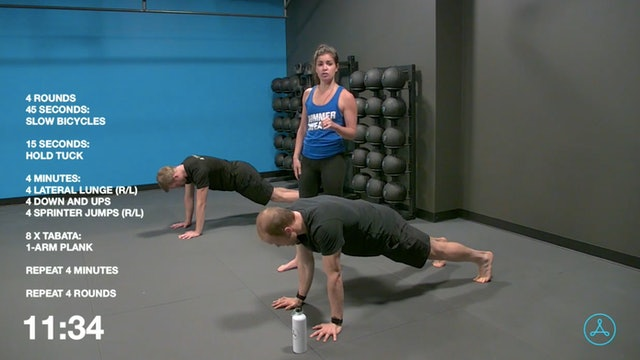 45-Minute Cardio with Coach Molly (080720)