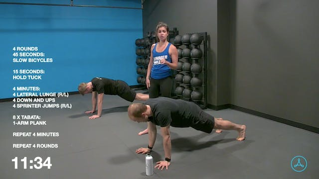 45-Minute Cardio with Coach Molly (08...