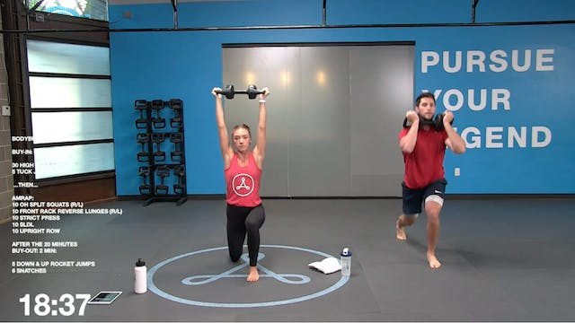 45-Minute Strength with Coach Alani (...