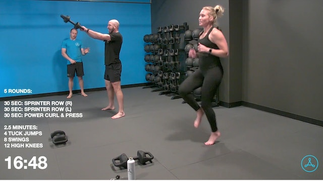 45-Minute Cardio with Coach Konnor (070920)