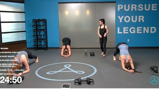 60-Minute Circuit with Coach Devyn (012121)