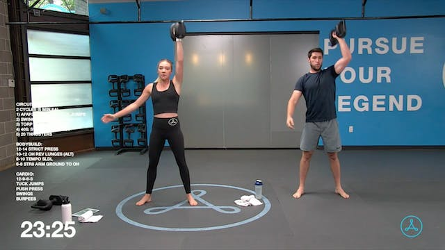 60-Minute Circuit with Coach Alani (0...