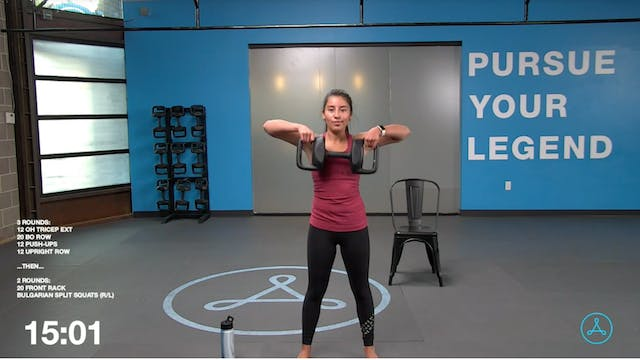 45-Min Strength with Coach Victoria (...
