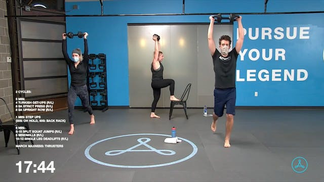 60-Minute Strength with Coach Hali (0...