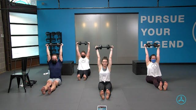 45-Minute Strength with Coach Devyn (...