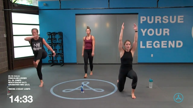 45-Minute Cardio with Coach Christy (070221)