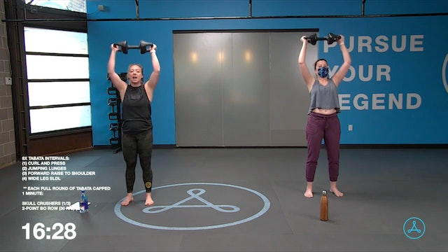 45-Minute Strength with Coach Hali (022521)