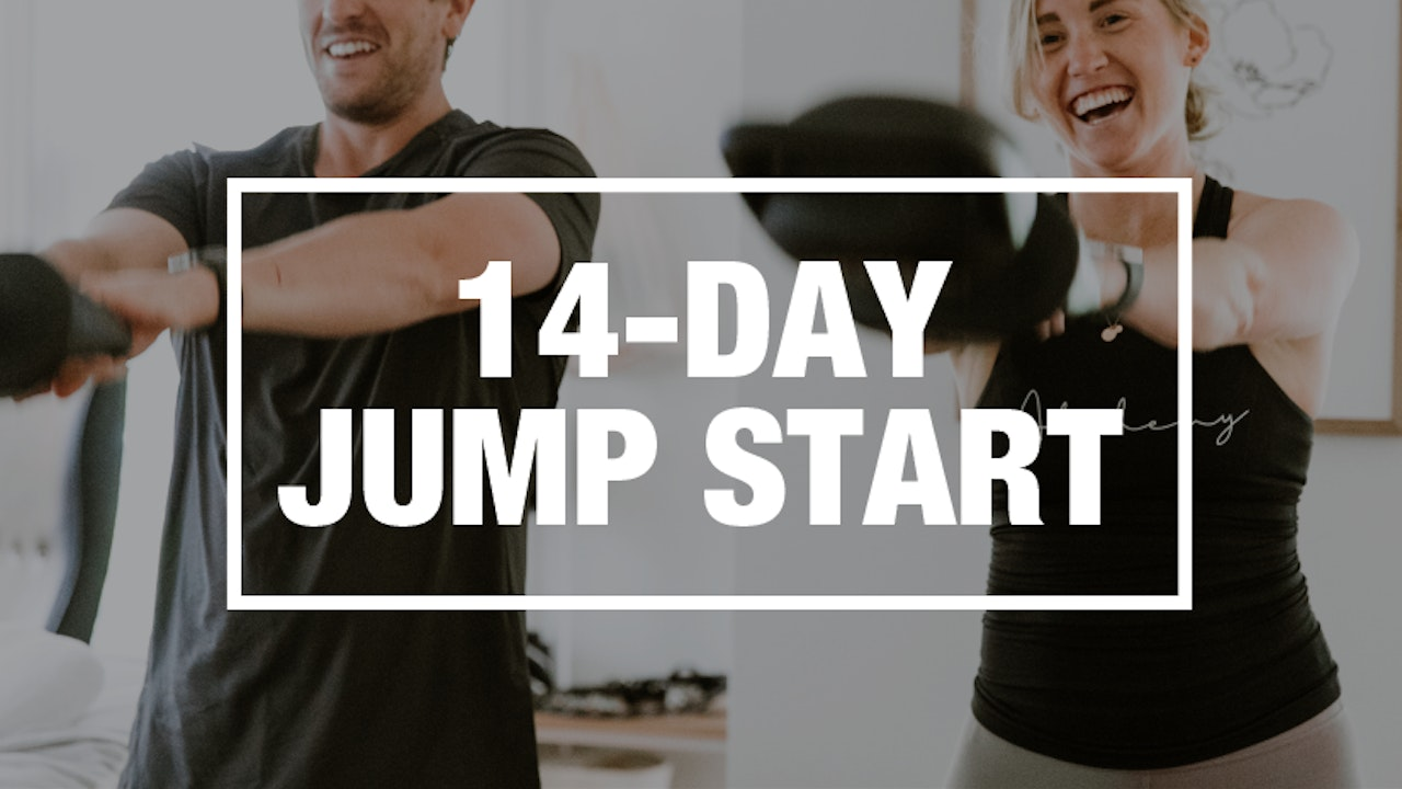 Getting Started: 14-Day Challenge for New Athletes!