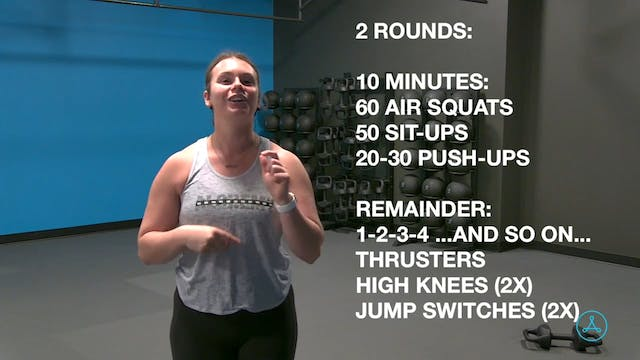 45-Minute Cardio with Coach Rachel (0...