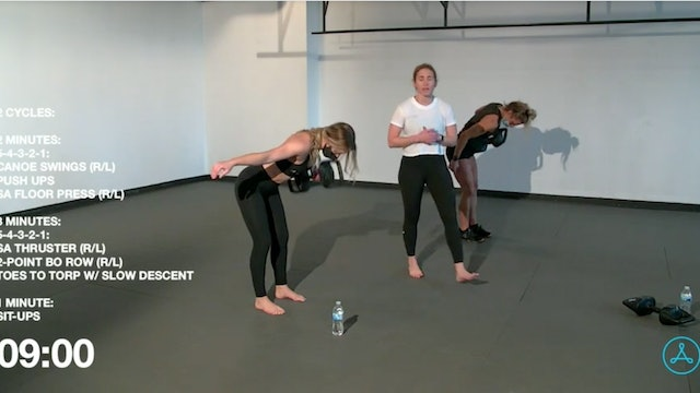 30-Minute Strength with Coach Alex (113020)