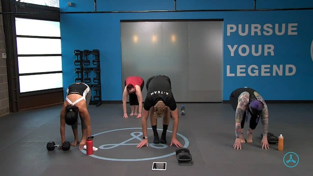 60-Minute Circuit with Coach Chris (020721)