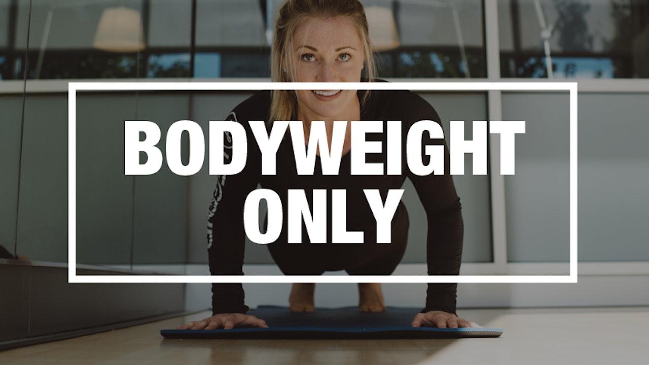 Bodyweight Classes