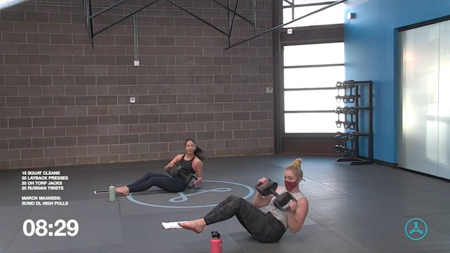 30-Minute Cardio with Coach Victoria ...