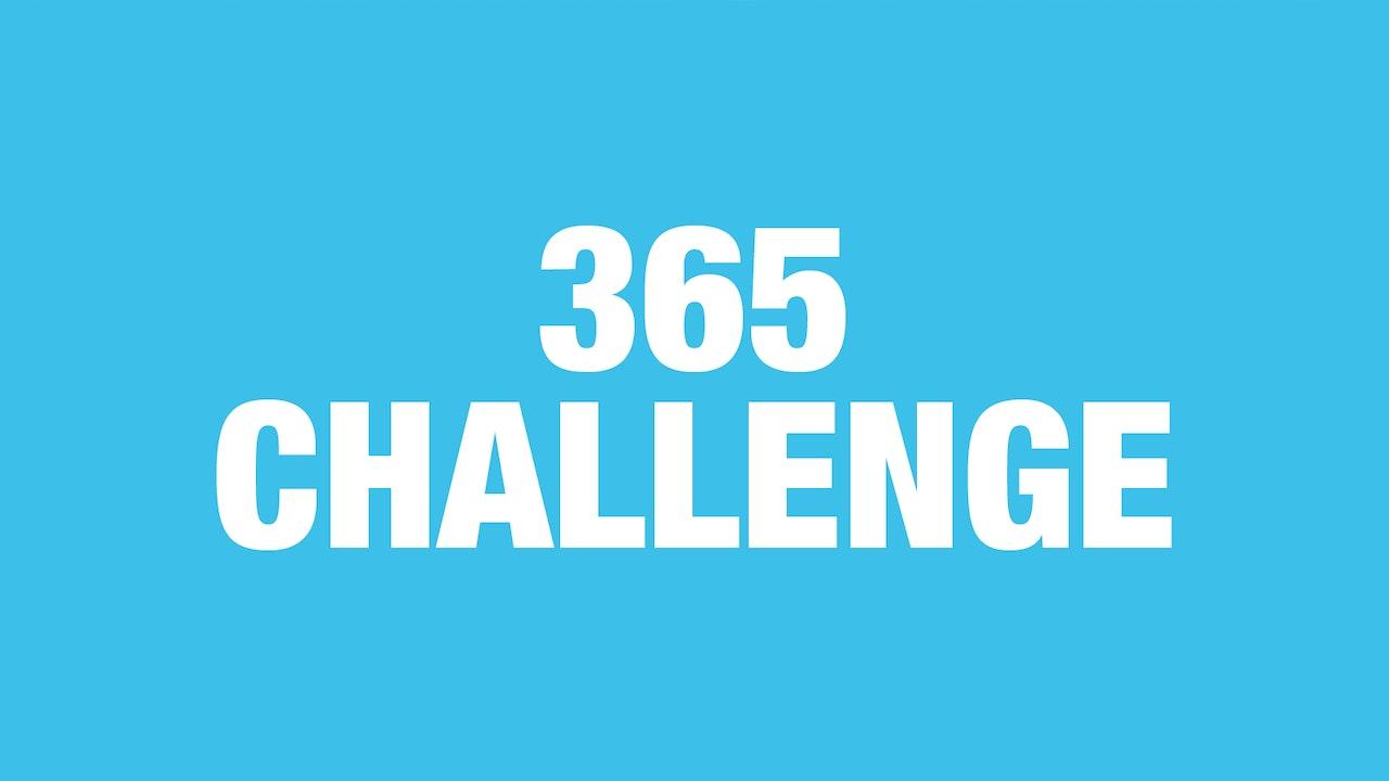 365 Challenge Webinars