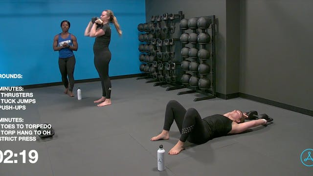 45-Minute Cardio with Coach Sheila (0...