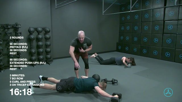 45-Minute Strength with Coach Ben (10...