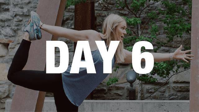 Day 6: 14-Day Jump Start Challenge (AFlow)
