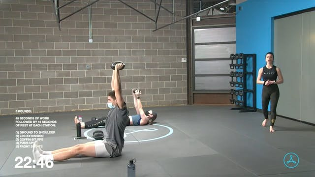 60-Minute Circuit with Coach Devyn (0...