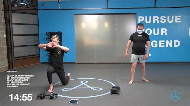 45-Minute Circuit with Coach Chris (050421)