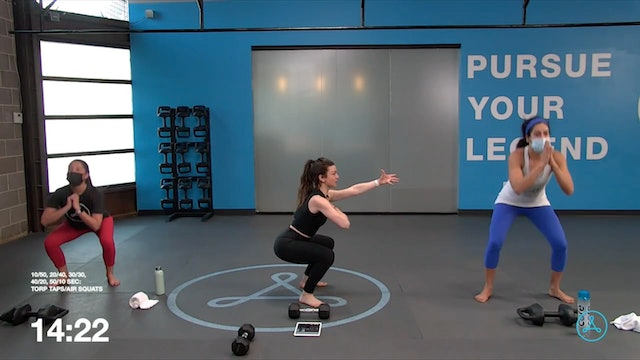 60-Minute Circuit with Coach Devyn (032221)