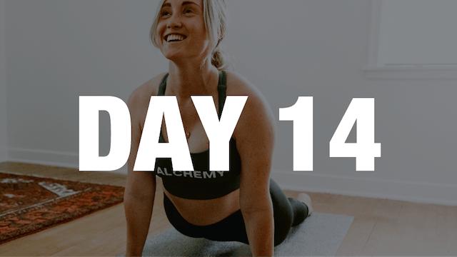 Day 14: 14-Day Jump Start Challenge (AFlow)
