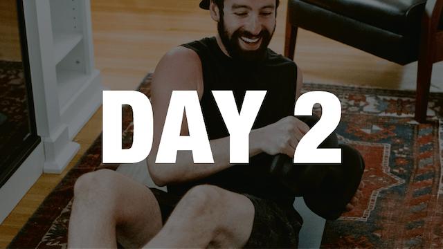 Day 2: 14-Day Jump Start Challenge (A10)