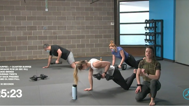 60-Minute Circuit with Coach Devyn (011021)