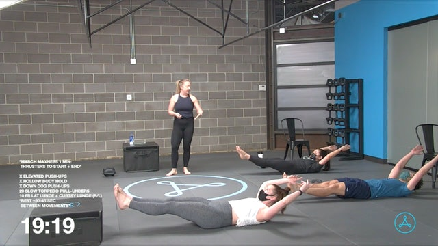 45-Minute Strength with Coach Hali (031121)