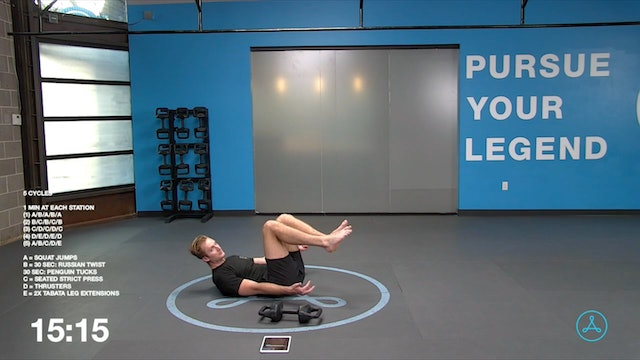 45-Minute Circuit with Coach Chris (051421)