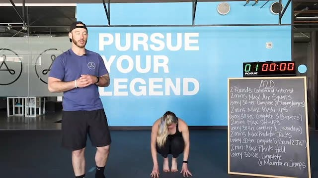 Bodyweight A20 : May 13, 2020