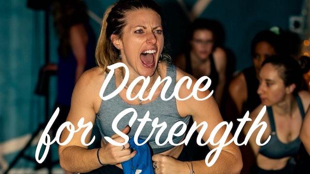Dance for Strength