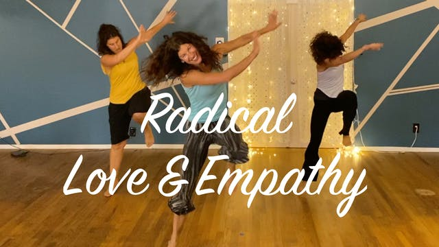 Jill Soul Sweat - Radical Love and Empathy