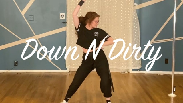 WERQ with Ayla - Down N Dirty