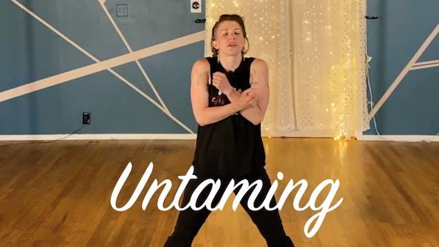 Awaken the dance - Untaming