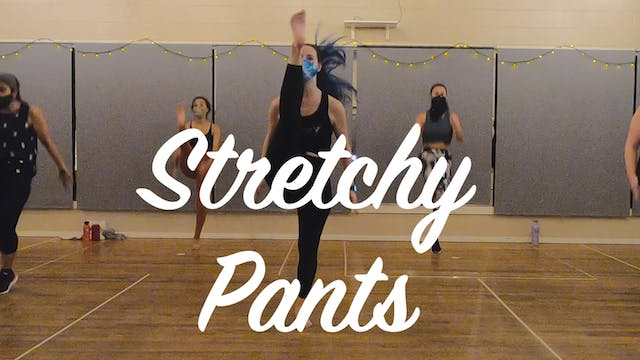 World Dance Fitness with Chayenne - Stretchy Pants