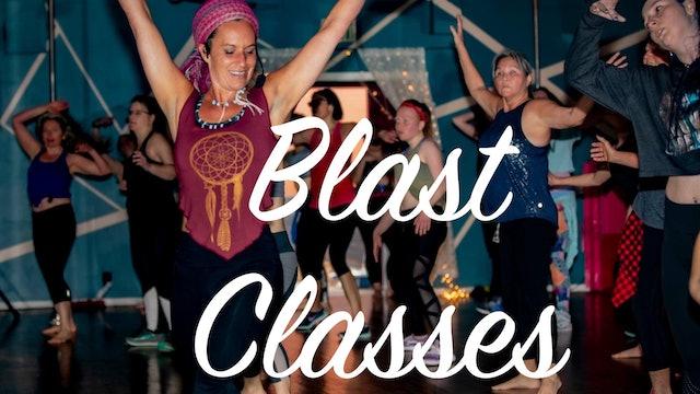 Blast Classes