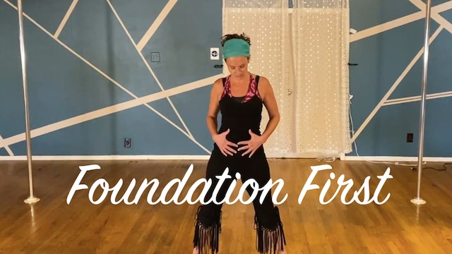 Soul Sweat with Maria - Foundation First