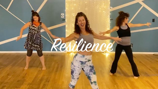 Soul Sweat with Jill - Resilience
