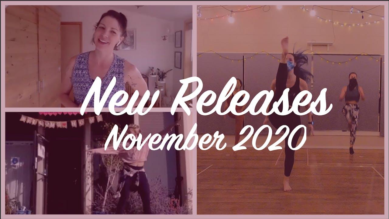 New Releases: November 2020