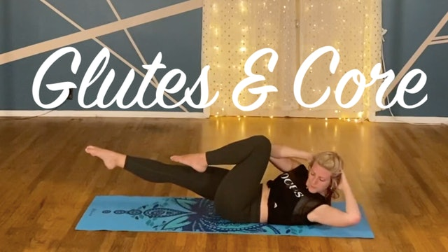 BOLD Toning with Ashley - Focus: Glutes & Core