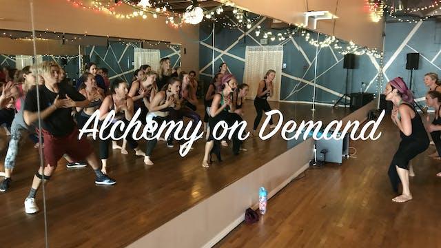 Alchemy on Demand