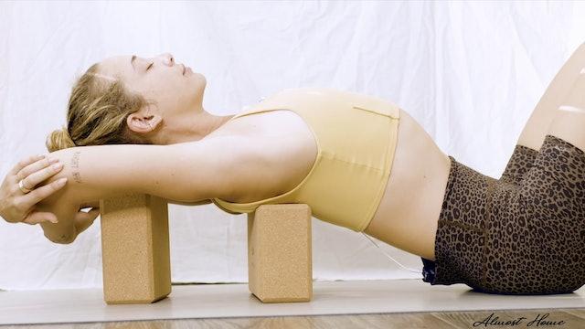 Yoga Using Blocks