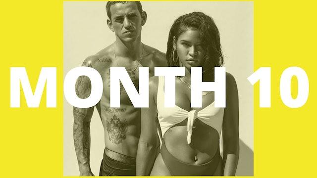 Cassie's Tighten & Tone Program - Month 10