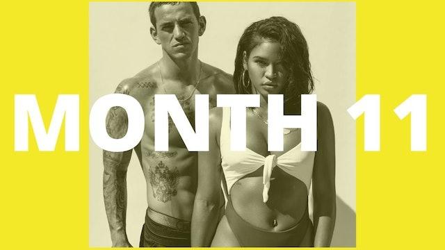 Cassie's Tighten & Tone Program - Month 11