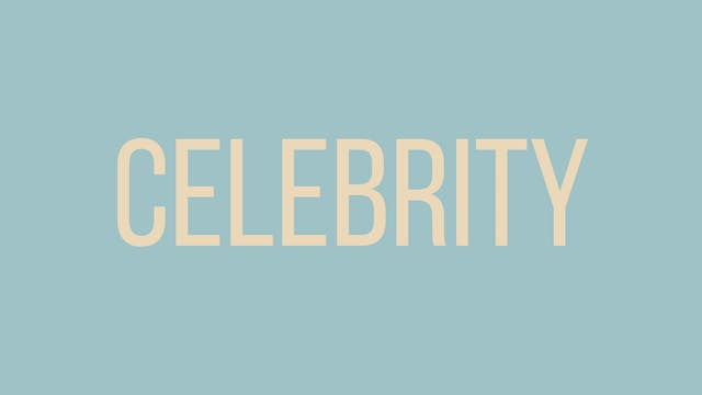 Celebrity Guest Content