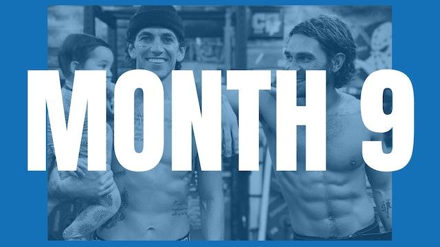 KJ Apa's Full Year Shred - Month 9